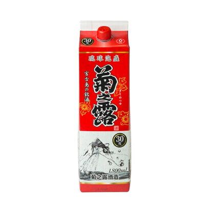 菊之露 紙パック 30度(1800mL)