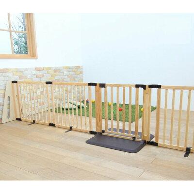 木製パーテーション FLEX 400 ナチュラル(1セット)