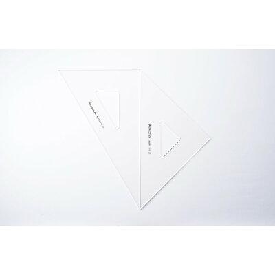 マルス三角定規 ペアセット  964-30