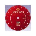 ナニワ研磨工業 レッドコンクリートカッター 電動用 消音 305×3×22(CG1242)