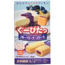 ナリス ぐーぴたっ クッキー ブルーベリーチーズケーキ 3本
