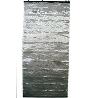 【省エネ紫外線カット】日よけ 洋風すだれ 簾 アルミ 吊り下げようフック付き