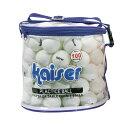 カワセ KAWASE 卓球ボール100P オレンジ KW-252