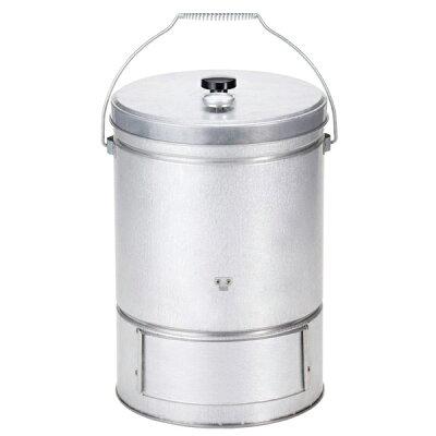 バンドック BUNDOK スモーク缶 温度計付 BD-439