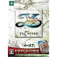 イースセブン(限定ドラマCD同梱版)/PSP/NW10107630/C 15才以上対象