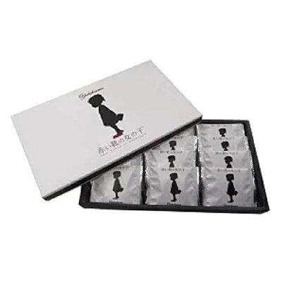 豊上製菓 赤い靴の女の子 ホワイトラング 12個入
