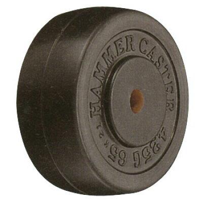 ハンマーキャスター 425GR40 ゴム車輪40mm