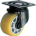 ハンマー 低床式 重荷重用 自在 ウレタン車B入り50mm
