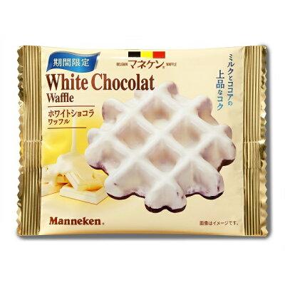 マネケン ホワイトショコラワッフル 1個