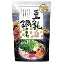 冨貴食研 豆乳鍋の素 240g