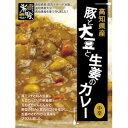 高知県特産品販売 高知県産豚と大豆と生姜のカレー 200g
