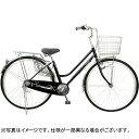 チャクル 27型 ノーパンク自転車 CHACLE DAILY-typeU ブラック/3段変速 FP-CC273WHD-BAA