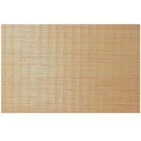 イケヒコ・コーポレーション インドネシア産 39穴セガ籐使用 籐むしろカーペット 『バリ』 200×200cm