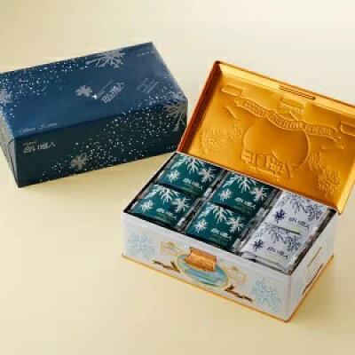(北海道銘菓)白い恋人 (石屋製菓) 54枚缶入 (ホワイト36枚・ブラック18枚)