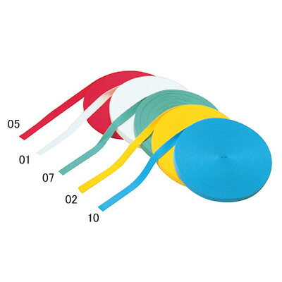 フットマーク カラーヘルパー用スペアひも 50m 202931 レッド
