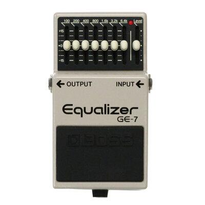BOSS ボス Equalizer GE-7
