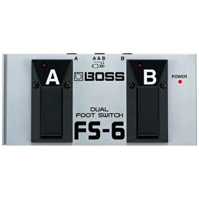 BOSS ボス フットスイッチ FS-6