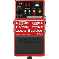 BOSS ボス Loop Station RC-3