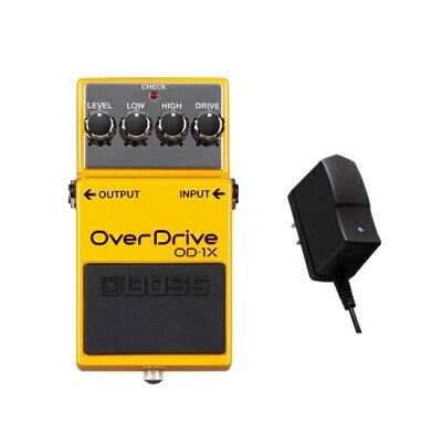 OD-1X BOSS オーバードライブ OverDrive OD1X