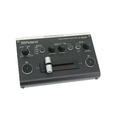 ROLAND V-02HD Multi Format Video Mixer