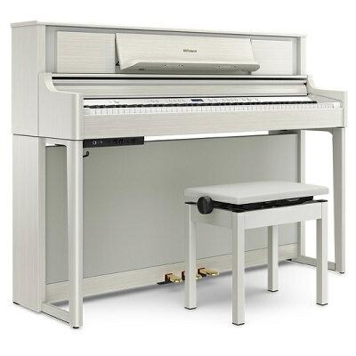 Roland LX705GP SR SHIRO 電子ピアノ 88鍵盤