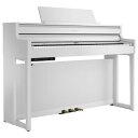 Roland 電子ピアノ HP704-WHS