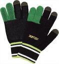 ザナックス 野球手袋グローブ スマホニット手袋 BBG-86-9086