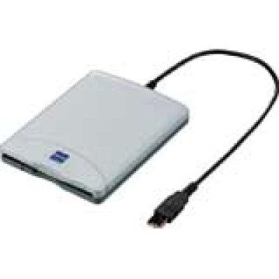 I・O DATA USB接続フロッピーディスクドライブ USB-FDX1