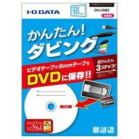 I・O DATA ビデオキャプチャ GV-USB2