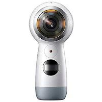 サムスン Galaxy 全天球カメラ Gear 360 iPhone対応 ホワイト SM-R21010217JP