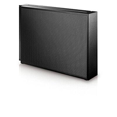 I・O DATA 外付けハードディスク HDCZ-UTL4K/E