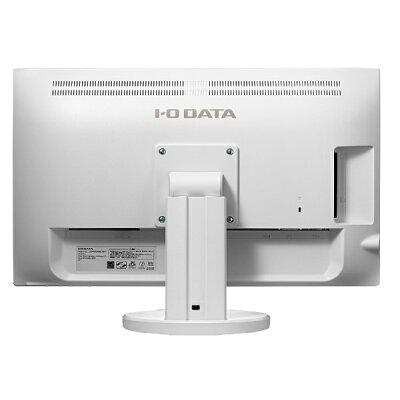 I・O DATA 23.8型ワイド液晶ディスプレイ ホワイト LCD-MF245EDW-F-A