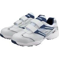 シモン カルワザ KA218 シロブル- 255 JSAA安全靴 カルワザKA218シロブル255