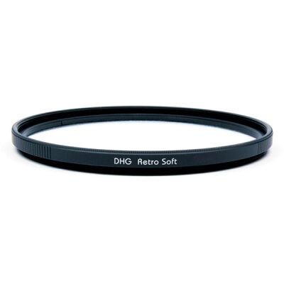 マルミ ソフトフィルター DHG レトロソフト 58mm 軟調効果(1個)