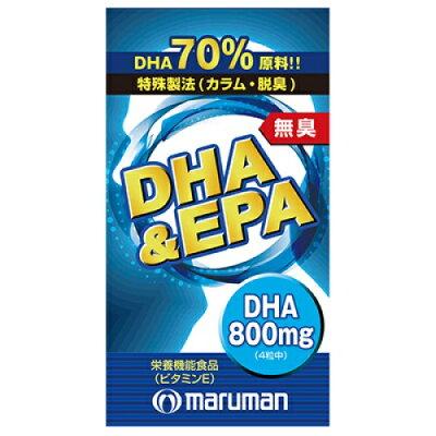 無臭DHA&EPA(52.8g(440mg*120粒))