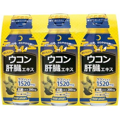マルマン ウコン肝臓エキス 飲みやすいオレンジシトラス味(100mL*6本入)