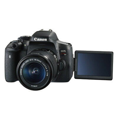 Canon EOS KISS X8i (W) Wズームキット