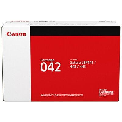 Canon トナーカートリッジ CRG-042VP