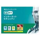 ESET インターネット セキュリティ  3年 カードタイプ CMJ ES12 006