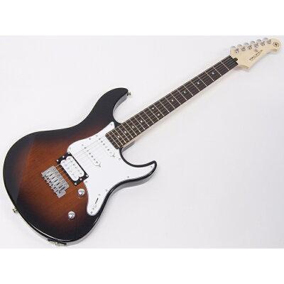 YAMAHA ヤマハ エレキギター PACIFICA112V OVS