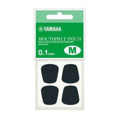 yamaha ヤマハ マウスピースパッチ mサイズ   mppam2