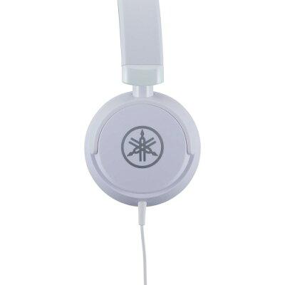 YAMAHA 楽器用ヘッドフォン HPH-50WH