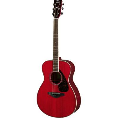 FS820RR ヤマハ アコースティックギター ルビーレッド YAMAHA