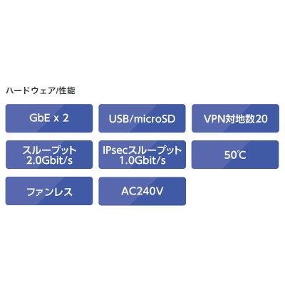 YAMAHA ギガアクセスVPNルーター RTX830
