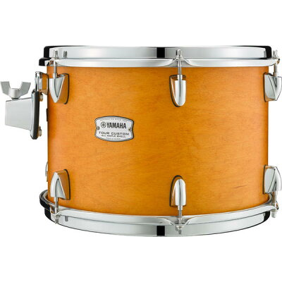 "YAMAHA ヤマハ  TMT1309CRS Tour Custom All Maple Shell Tom Tom 13"" x 9"" キャラメルサテンTour Custom"