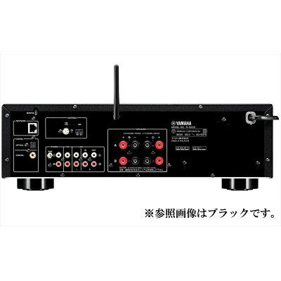 YAMAHA ネットワークHiFiレシーバー R-N303(B)
