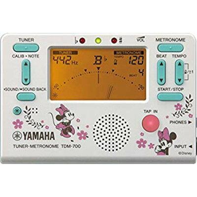 TDM-700DMN4 ヤマハ チューナー/メトロノーム ミニーマウス YAMAHA TDM700DMN4