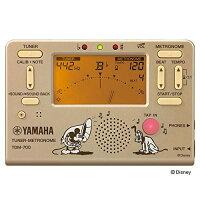YAMAHA ヤマハ TDM-700DMK ミッキーマウス チューナーメトロノーム