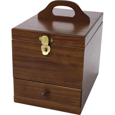 メイクボックス 木製化粧箱 17-513 20