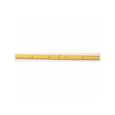 櫛田度器製作所 竹尺 50cm 溝なし 27-0350